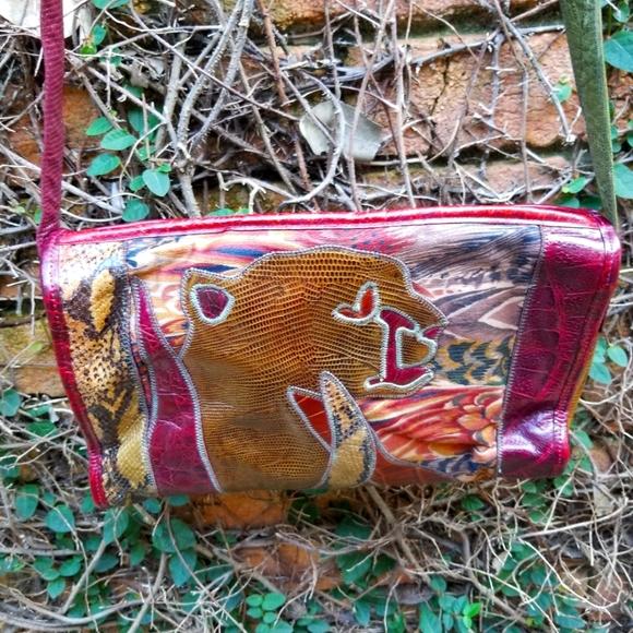 Vintage Sharif/ Mia Bottega purse